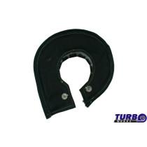 Turbo hővédő T6 Fekete
